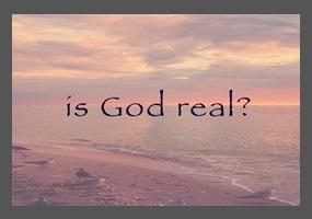 GOD REAL